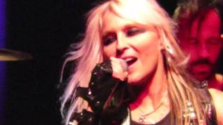 Doro - Für Immer (Deep Inside My Heart) Atlanta March 1 2016