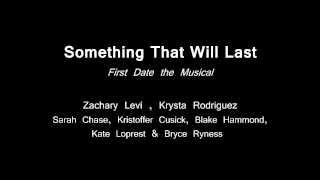 Something That Will Last lyric video