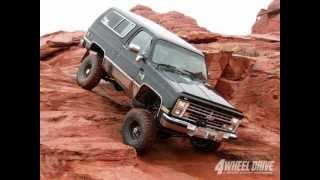The 20 Best 4x4s Ever