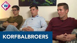 Alphense broers verheugen zich op Korfbal League: 'Supertof podium' - OMROEP WEST SPORT