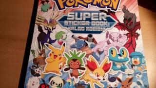Lumineon  - (Pokémon) - Pokemon Super Sticker Book, Primera Parte