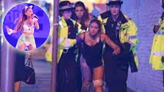 Terror At Ariana Grande Concert In Manchester Arena