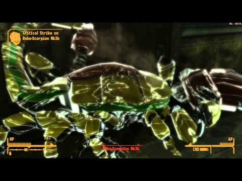 Fallout New Vegas Old World Blues Walkthrough Fallout Nv Old