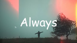Gavin James   Always ( Lyric Video )