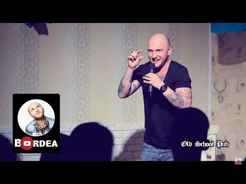 Boardea Stand-up Comedy 2016 (show complet) - Catalin Bordea