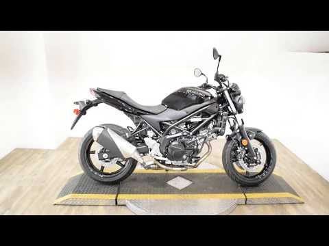 2020 Suzuki SV650 ABS in Wauconda, Illinois - Video 1
