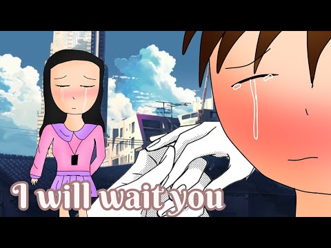 I will wait you || GLMM || Gacha Life Mini Movie ||