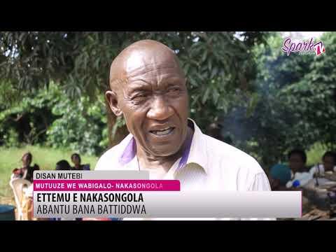 Poliisi eyigga omutemu eyatemyetemye abantu bana e Nakasongola
