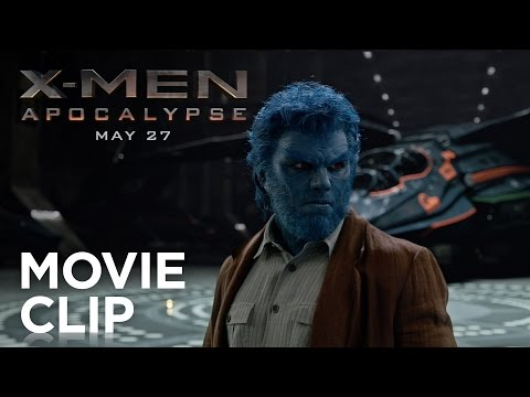 X-Men: Apocalypse Clip 'Let's Go to War'