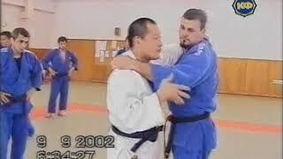 №9 O-SOTO-GARI #ХиротакоОкадо #Дзюдо в Японии техника #бросков