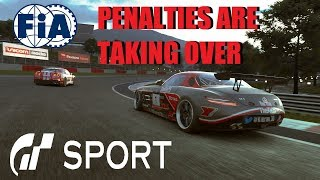 GT Sport A Costly Mistake - FIA Penalties Taking Over Round 9