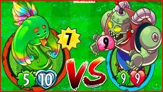 Игра Зомби против Растений  Герои от Фаника Plants vs zombies Heroes 49