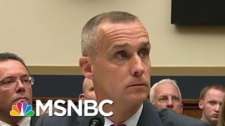 Lewandowski Goes 'Ride Or Die' For Trump At Impeachment Hearing | The Beat With Ari Melber | MSNBC