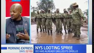 State of the Nation:NYS looting spree