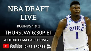 NBA Draft 2019 LIVE