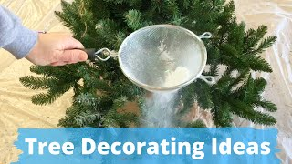 6 Gorgeous Tree Decorating Ideas To Try This Christmas | Hometalk