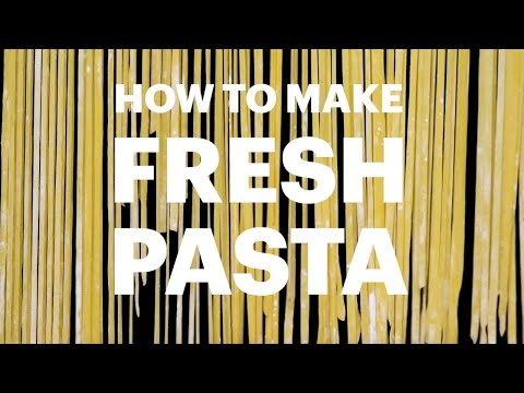 How to Make Fresh Pasta From Scratch, According to a Pro Chef
