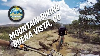 Mountain Biking Buena Vista Colorado