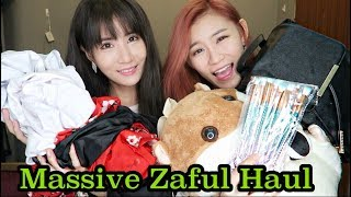 MASSIVE Zaful Try-On Haul 2017 (Clothing, Accessories, Bags, Makeup Brushes) + GIVEAWAY!