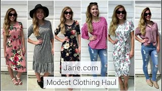 JANE.COM CLOTHING HAUL/REVIEW | Emily Inman