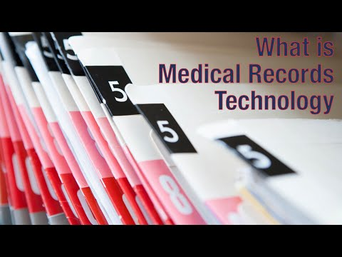 What is Medical Records Technology? - YouTube