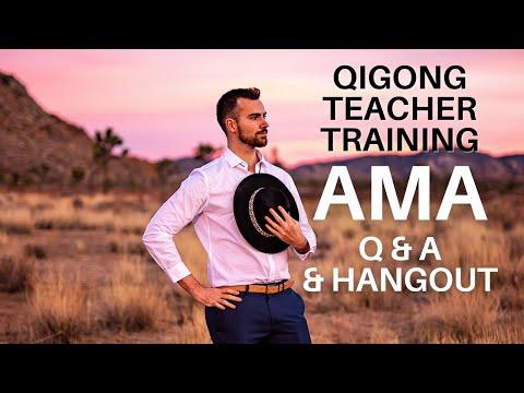 Q & A - Qigong Teacher Training + Ask Me Anything & Hangout ...