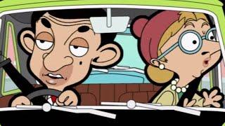 Joy Ride | Funny Episodes | Mr Bean Official