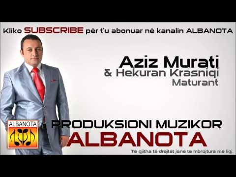 Aziz-Murati - Hekuran Krasniqi - Maturant