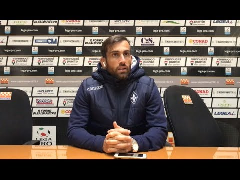 Preview video Us Pistoiese - Ac Prato 1-0 Interviste post partita