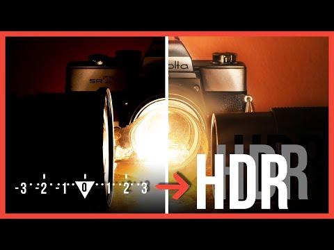 ¿Cómo hacer FOTOS HDR con o sin BRACKETING? (Pegado HDR con LIGHTROOM) | Sebastian Vallejo
