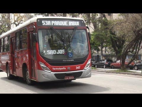 Usuários de ônibus em Teresópolis se queixam dos constantes atrasos das linhas