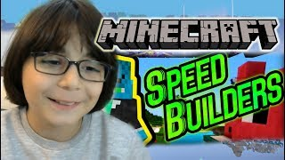Minecraft Speed Builders - BKT Baran Kadir Tekin