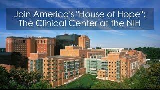 NIH Clinical Center: Chief Nursing Officer (CNO)