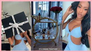 LIFE WITH JAYLA   NEW CHANEL BAG, HOME DECOR SHOPPING, SPA DAY + TACO TUESDAY AT MY PLACE