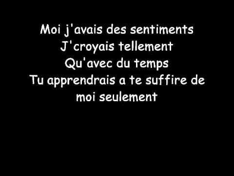 Amel Bent - A Trop T'aimer (Lyrics) Mp3