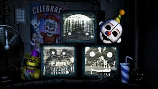 Ennard HARD MODE | FNAF SL Mod (with Download)