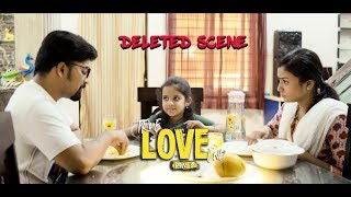 True Love End Independent Film Pain 2 || Deleted Scene||Bharath||Swathi||Rohini||Baby Deeshitha