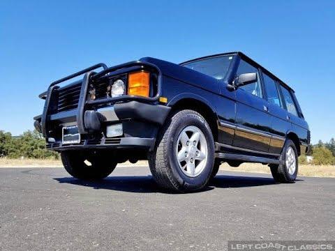 Video of '95 Range Rover - R1VZ
