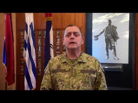 Saludo del CJE por el día del Arma de Infantería