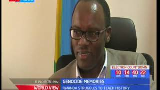 Genocide Memories : Rwanda in struggles to teach about their ill-fated history to it's students