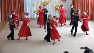 Танго в детском саду