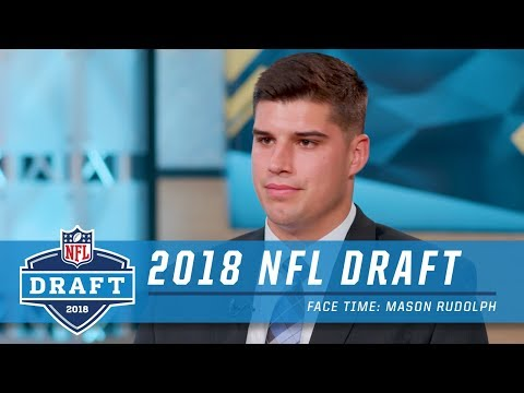 Steelers QB Mason Rudolph's Highs & Lows of Draft Day, Being Ben Roethlisberger's Backup | Face Time