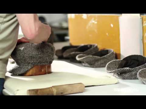 Entstehung einer Stetson Mütze