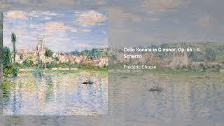Cello Sonata in G minor, Op. 65