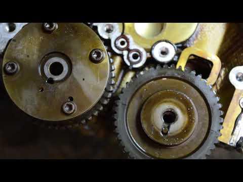 Фото к видео: Разбор двигателя ZJ