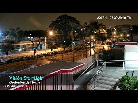 DOMO PTZ StarLight   Zoom 30x   4.0Mp   IP66   IR: 100m   WDR - DH-SD59430U-HNI