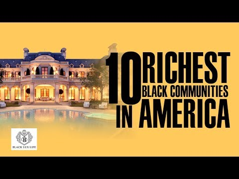 mp4 Wealthy Black Neighborhoods, download Wealthy Black Neighborhoods video klip Wealthy Black Neighborhoods