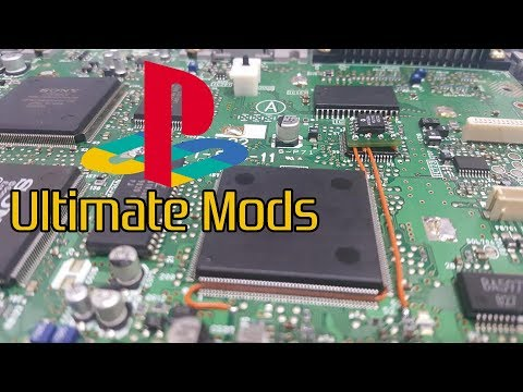 PS1 Mods That You've Never Seen Before!