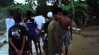 preview picture of video 'floodwaters-east-timor-2010 - Computer.m4v'