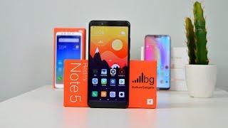 NAJISPLATIVIJI TELEFON GODINE?! - Xiaomi Redmi Note 5 Recenzija